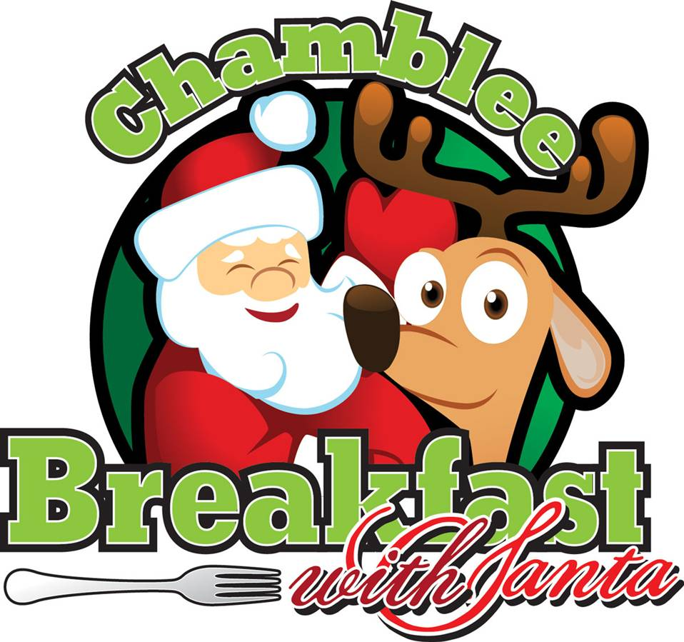 Breakfast with Santa Logo