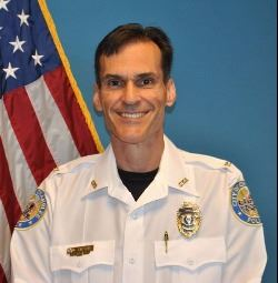 Chamblee Police Chief Donny Williams