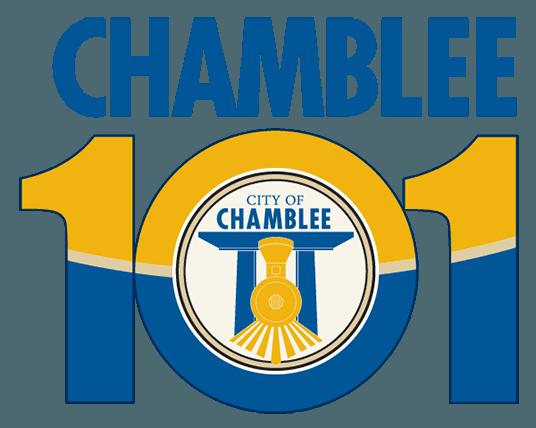 Chamblee 101 Logo
