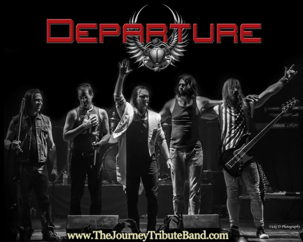 Departure The Journey Tribute Band