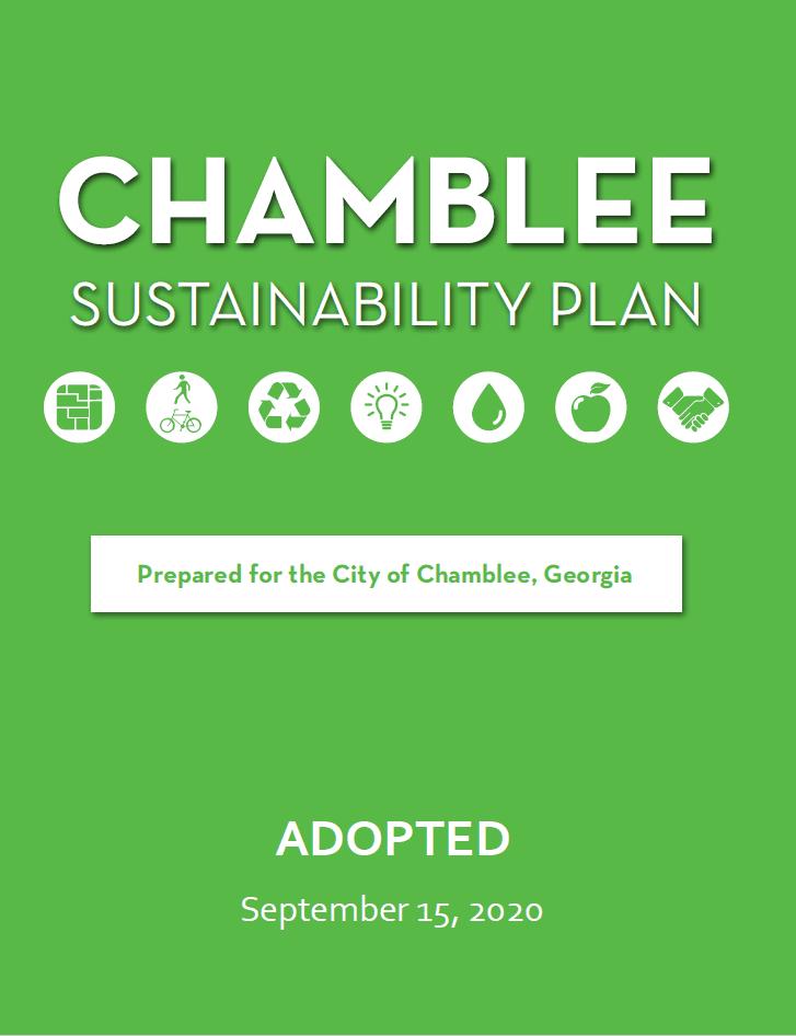 Sustainability Plan Opens in new window