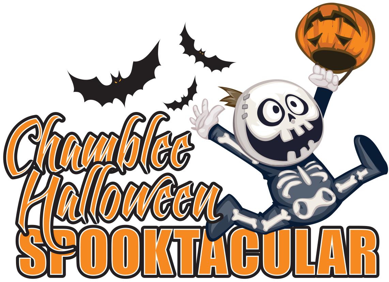 Chamblee Halloween Spooktacular Logo
